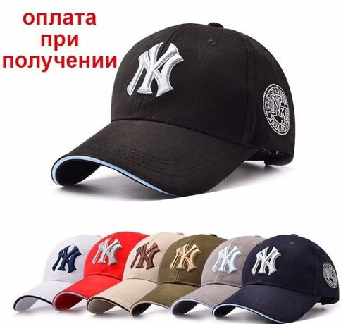 Мужская чоловіча спортивная модная кепка, бейсболка New York NY купить