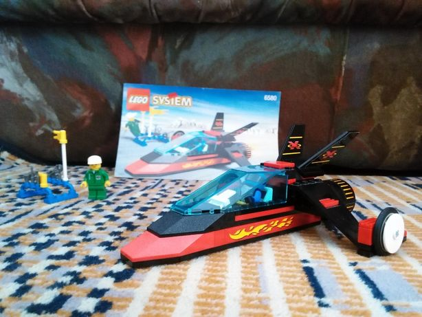 Lego - Land Jet 7 Wyścigówka 6580