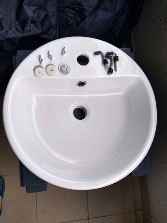 Sprzedam umywalkę nablatową Cersanit Caspia Ring 44