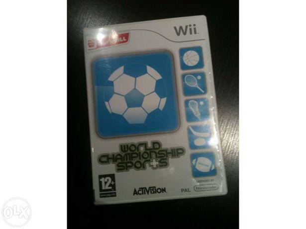 Wii World Championship Spors