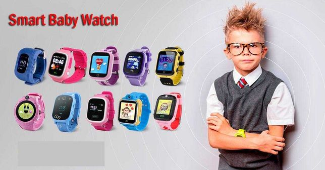 Настройки детских смарт часов (200р)