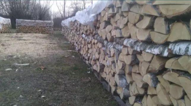Drewno kominkowe opałowe rozpałka