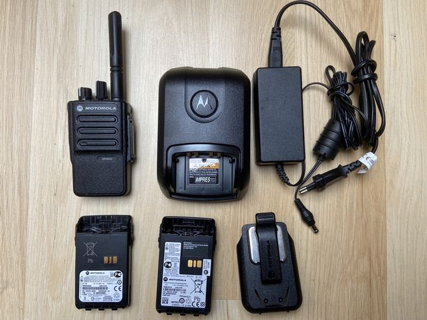 Motorola DP3441e 403-527 mhz 32 kan NOWY ZESTAW