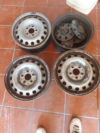 Jantes de ferro de origem Mercedes vito
