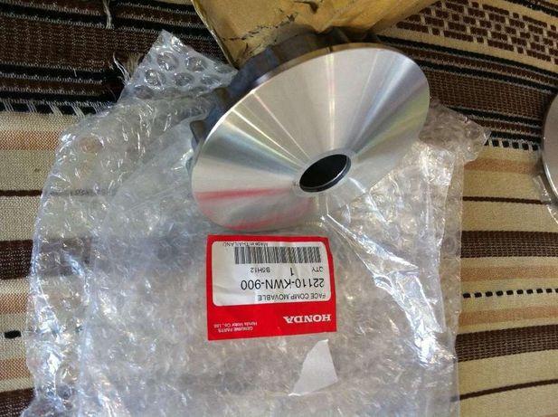 Вариатор, ролики, ремень на Honda Sh 125/150/300