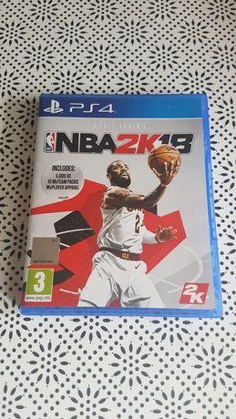 NBA 2K18 PS4 (możliwa zamiana)