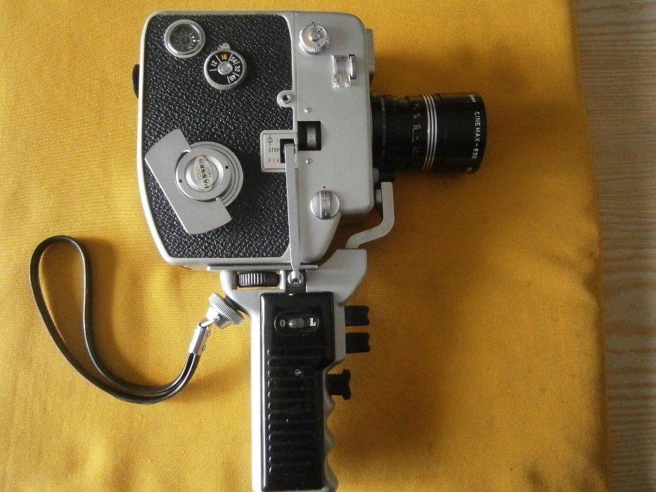 máquina filmar Cinemax 85E 8mm zoom Mina De Água - imagem 1