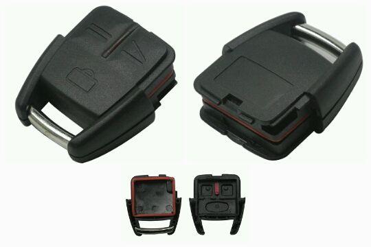 Comando / Capa para chave Opel - 3 botões (novo) Comando / Capa para