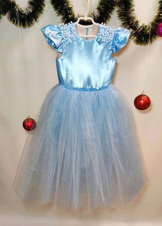Платье для девочек  6 лет
