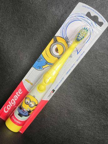Классная детская зубная щетка. Щетка зубная электор