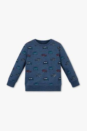 Толстовка на мальчика размер 104 C&A светр на хлопчика кофта