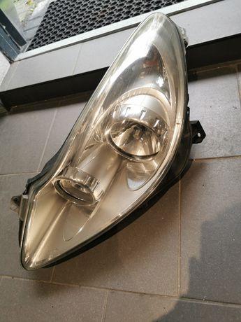 Lampa lewa przód przednia opel corsa d anglik