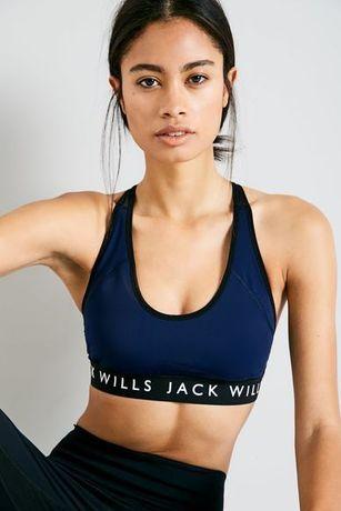 Спортивный топ бюстгальтер Jack Wills