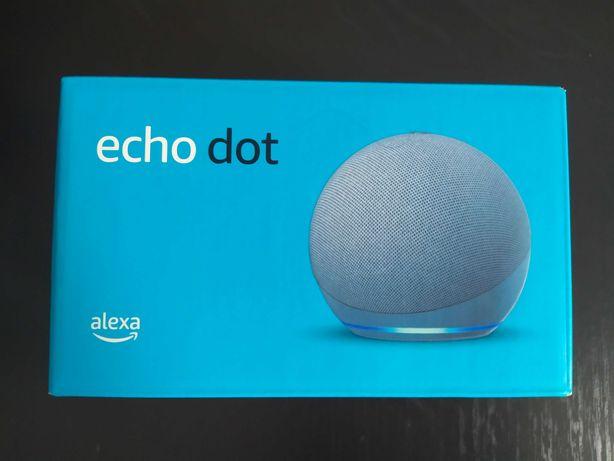 Echo Dot (4.ª geração) Alta voz inteligente Alexa