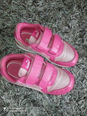 Śliczne buty Puma 27