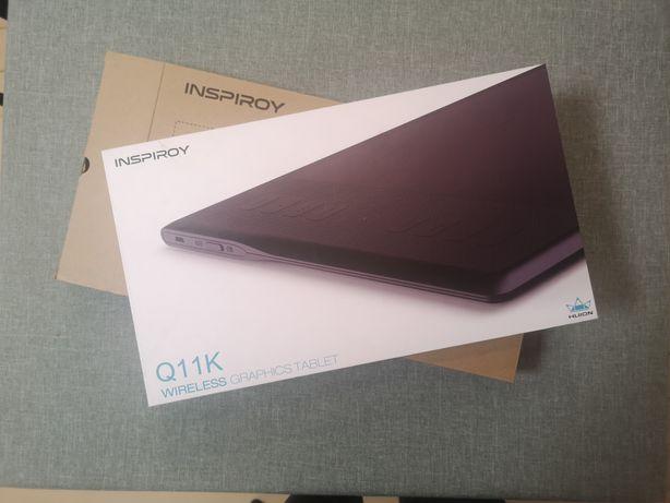 Tablet graficzny Huion Q11K perfekcyjny stan