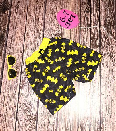 Фирменные шорты TU для мальчика 6-7 лет, 116-122 см