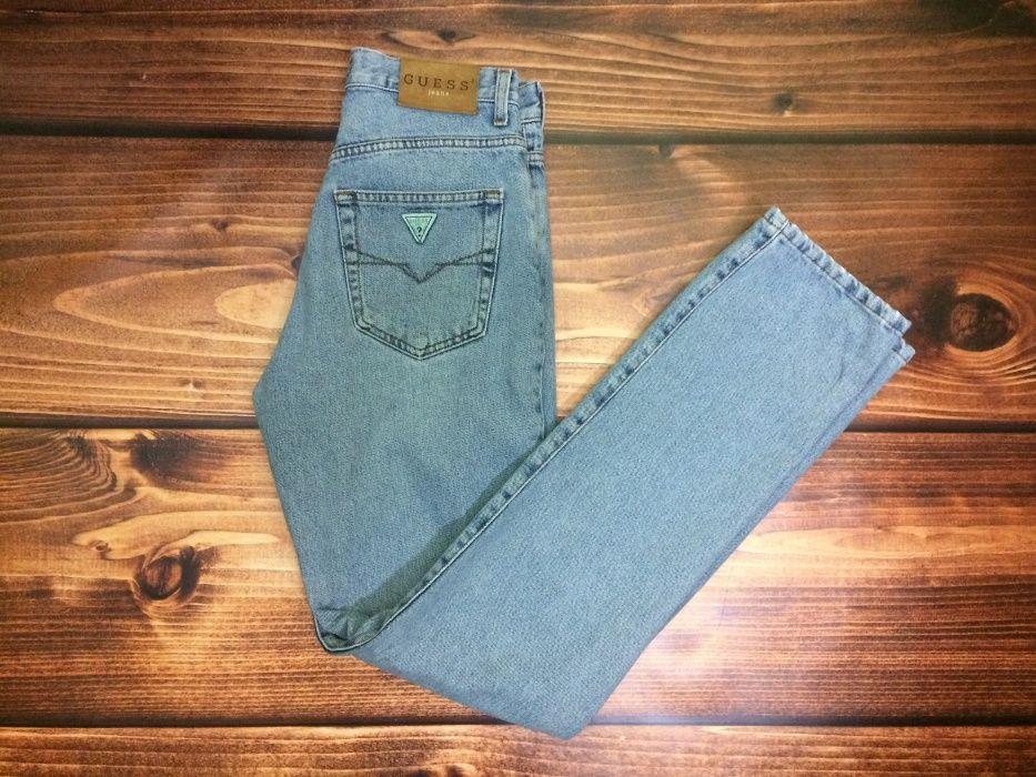 GUESS Vintage oryginalne spodnie UNISEX r.28 stan BDB Białystok - image 1