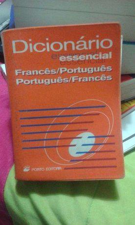 Dicionário Francês-Português e Português- Francês