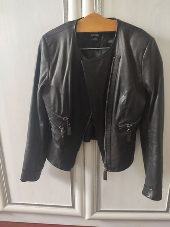 Шкіряна куртка