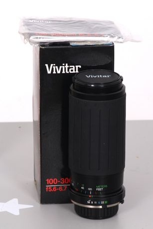 Minolta 100/300mm 5,6 MD Nova