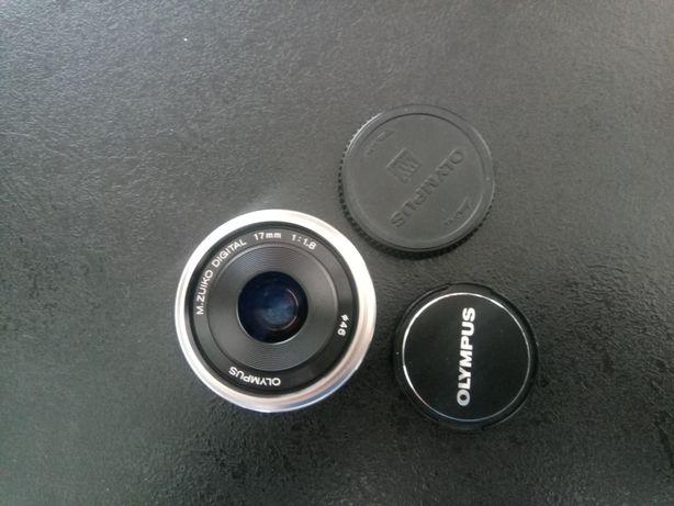 Olympus m.zuiko 17mm f1.8 micro 4/3 M4/3