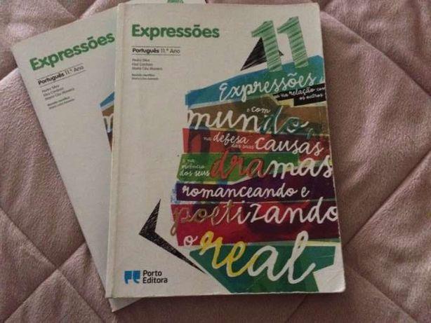 Expressões 11ºano livro de português
