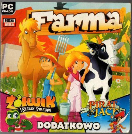 "gry na CD ""Farma"""