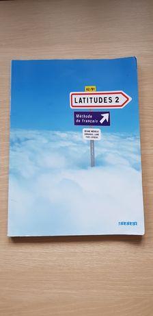 Podręcznik z języka francuskiego LATITUDES 2