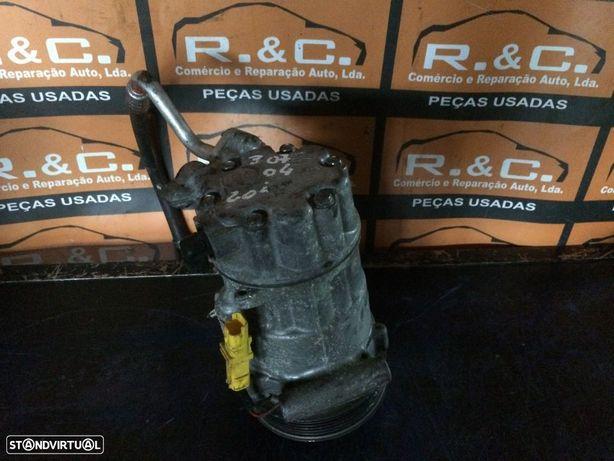 Peugeot 307 cc 1.6i- Compressor ar condicionado
