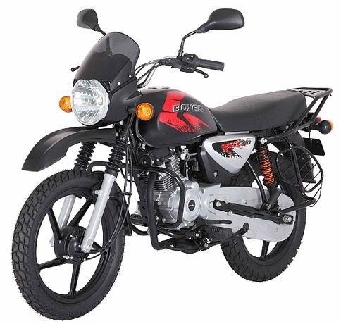 Мотоцикл Bajaj Boxer Официал!! Кредит без %! Лучшая цена!!!