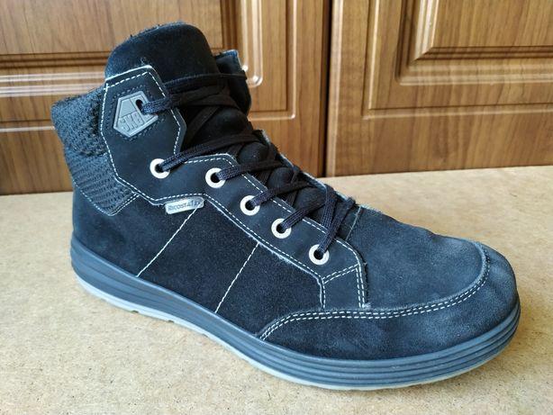 Кожаные кроссовки Ricosta 42 ecco clarks geox оригинал ботинки