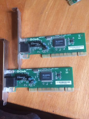 Продам сетевую плату D-Link DFE-520TX