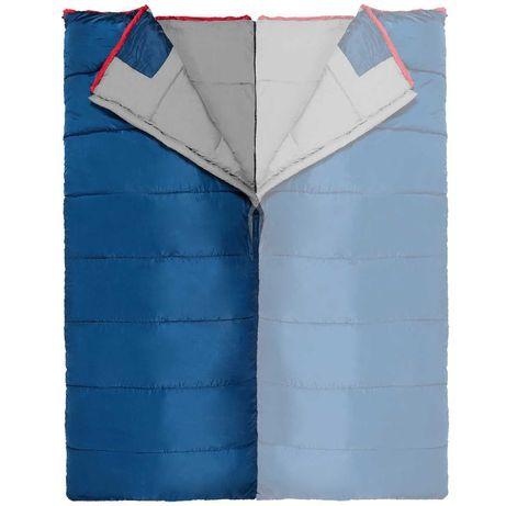 Спальный мешок (спальник) одеяло SportVida. Состегиваются