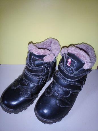 Черевики ботинки зимние