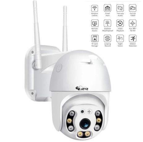 Obrotowa Kamera Zewnętrzna IP WIFI ZOOM 4 X Full HD