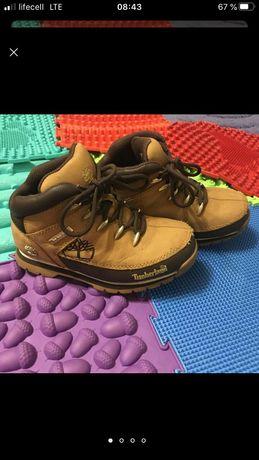 Ботинки timberland 33
