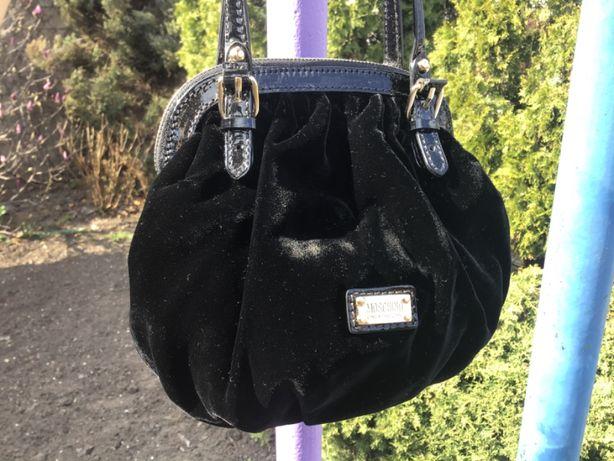 Вечерняя сумочка Moschino оригинал