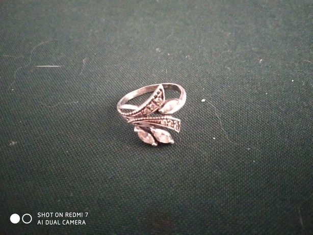 Кольцо серебро отличное состояние