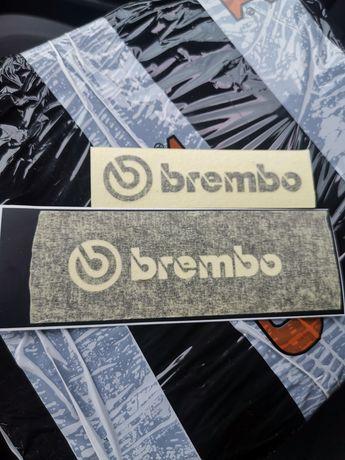 Naklejki BREMBO na zacisk hamulcowy