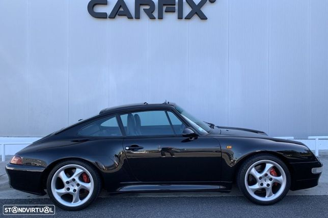 Porsche 911 993 4S
