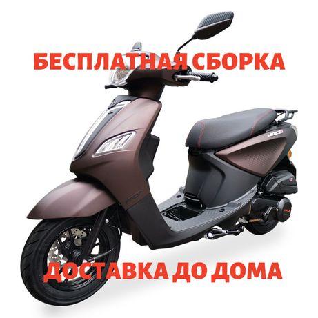 Скутер Fada JOC 150 куб см новинка 2020 года фада джок