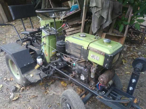 Продам мотоблок преобладнаний на міні трактор