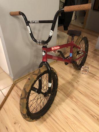 Rower Bmx polecam