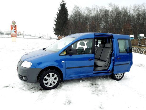 Volkswagen caddy 1.6 mpi 75kw