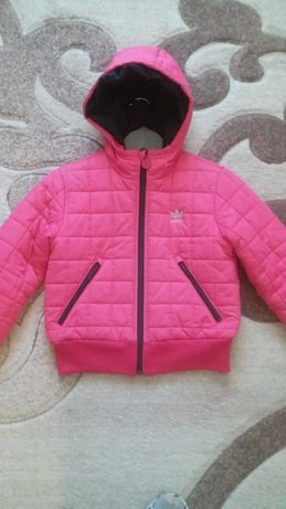 Куртка деми Adidas р.140