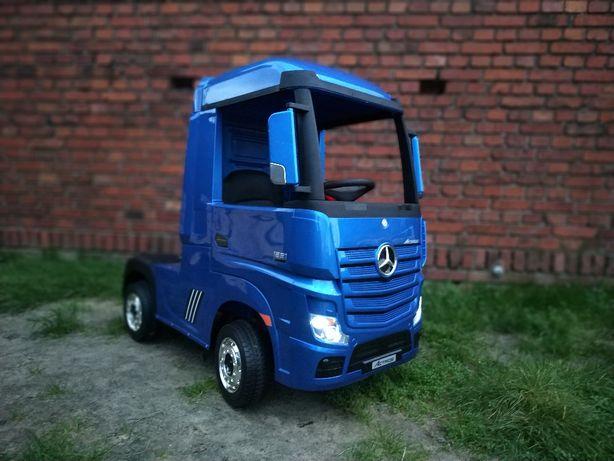 Auto Na Akumulator # Ciężarówka ACTROS # 4x4 # DO 7 LAT #