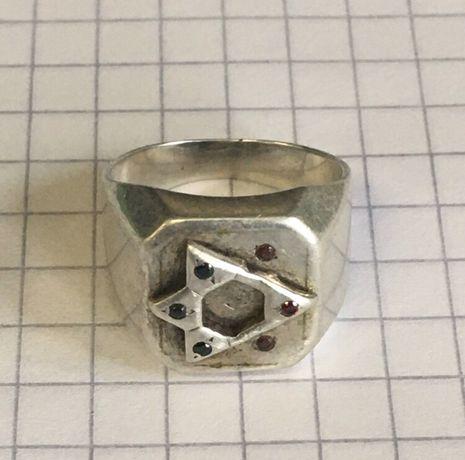 Серебрянный перстень 925 проба