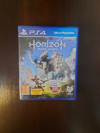 Gra Horizon zero dawn PS4