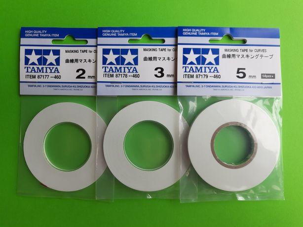 Маскировочные ленты Tamiya для сборных моделей